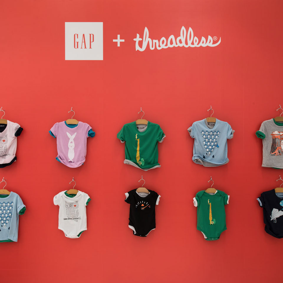 Threadless Partnerships