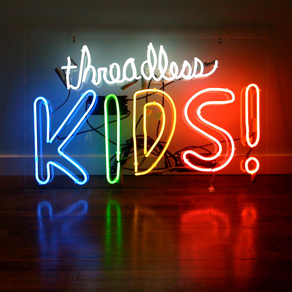 Threadless Kids